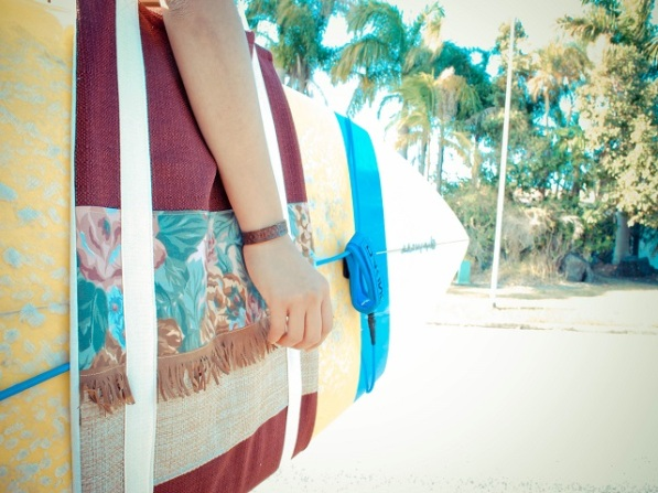 join us at our new Ocean Girl project workshops this summer - make your own aloha board bestie.